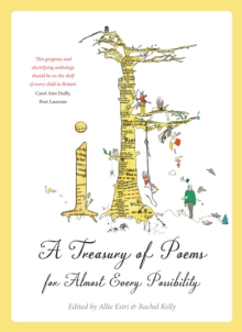 iF : A Treasury of Poems for Almost Every Possibility, Hardback Book