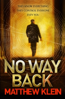 No Way Back, Paperback Book