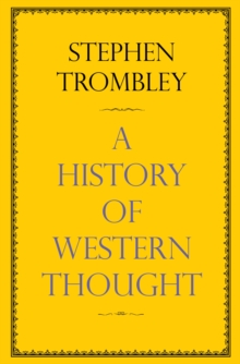 A History of Western Thought, Paperback Book