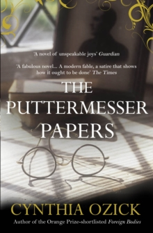 The Puttermesser Papers, Paperback Book