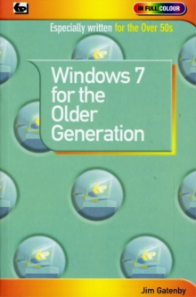 Window 7 for the Older Generation, Paperback Book