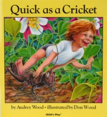 Quick as a Cricket, Paperback Book