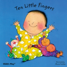 Ten Little Fingers, Board book Book