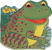 Pocket Frog, Board book Book