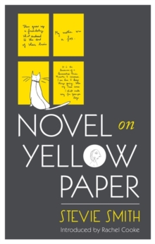 Novel on Yellow Paper, Paperback Book