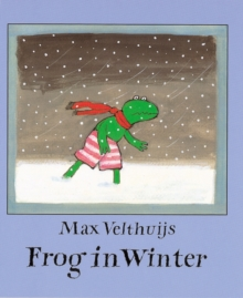 Frog in Winter, Paperback Book