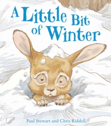 A Little Bit of Winter, Paperback Book