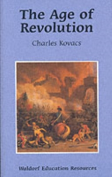 The Age of Revolution, Paperback / softback Book