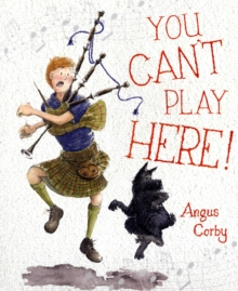 You Can't Play Here!, Paperback Book