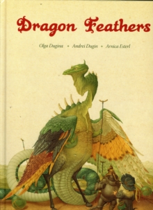 Dragon Feathers, Hardback Book