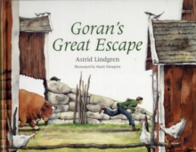 Goran's Great Escape, Hardback Book