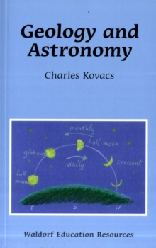 Geology and Astronomy, Paperback Book