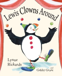 Lewis Clowns Around, Paperback Book
