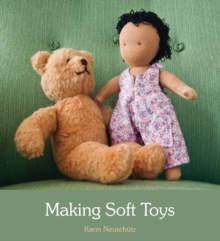 Making Soft Toys, Paperback Book