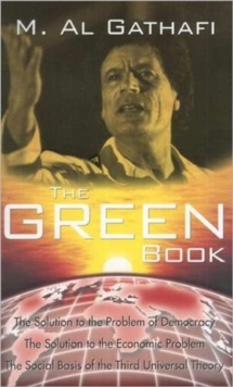 The Green Book, Paperback Book