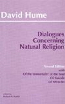 Dialogues Concerning Natural Religion, Paperback Book