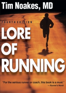 Lore of Running, Paperback Book