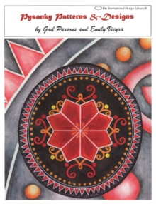 Pysanky Patterns and Designs, Paperback Book