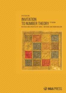 Invitation to Number Theory, Paperback / softback Book