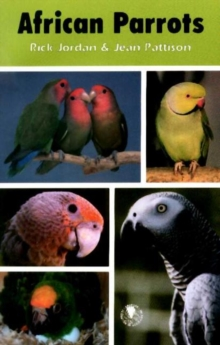 African Parrots, Paperback Book