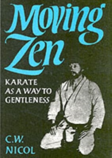 Moving Zen, Paperback Book