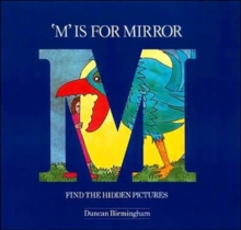 M. is for Mirror : Find the Hidden Pictures, Mixed media product Book