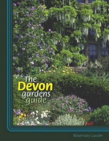 The Devon Gardens Guide, Spiral bound Book