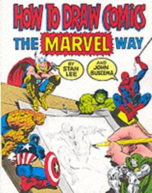 "How to Draw Comics the ""Marvel"" Way, Paperback Book"