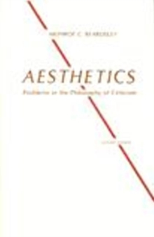 Aesthetics : Problems in the Philosophy of Criticism, Paperback Book