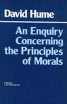 An Enquiry Concerning the Principles of Morals, Paperback Book