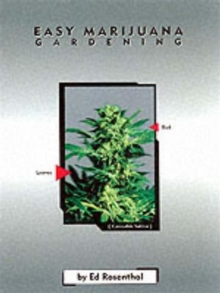 Easy Marijuana Gardening, Paperback / softback Book