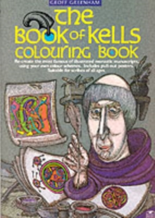 Book of Kells Colouring Book, Paperback Book
