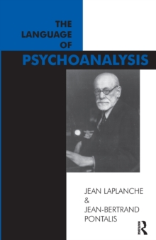 The Language of Psychoanalysis, Paperback Book