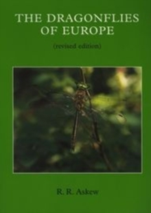 The Dragonflies of Europe, Paperback Book