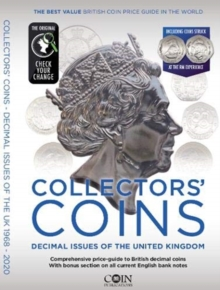 Collectors Coins: : Decimal Issues of the United Kingdom 1968 - 2020, Paperback / softback Book