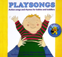 Playsongs : Action Songs and Rhymes for Babies and Toddlers, Mixed media product Book