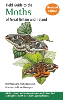 Field Guide to the Moths of Great Britain and Ireland, Paperback Book