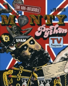 Non Inflatable Monty Python TV Companion, Paperback Book