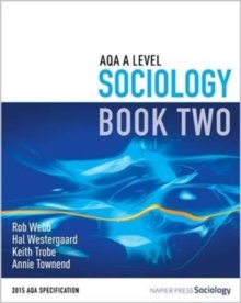 AQA A Level Sociology : Book 2, Paperback Book