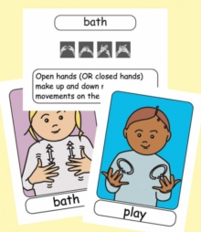 Let's Sign BSL Flashcards : Early Years and Baby Signs (British Sign Language)