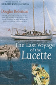 Last Voyage of the Lucette, Paperback Book