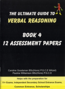 ULTIMATE GUIDE TO VERBAL REASONING 4, Paperback Book