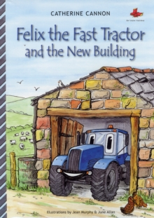 Felix and the New Building, Paperback Book