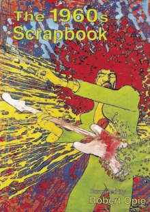 The 1960s Scrapbook, Hardback Book