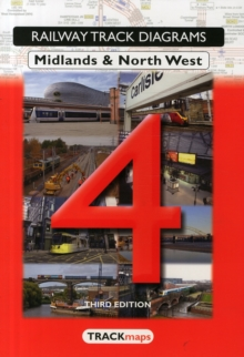 Midlands & North West : Book 4, Paperback Book
