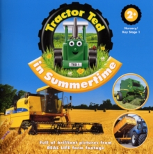 Tractor Ted in Summertime, Paperback Book