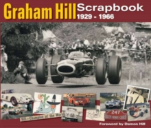Graham Hill Scrapbook 1929 -1966, Hardback Book