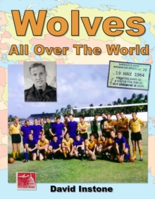 Wolves All Over the World, Hardback Book