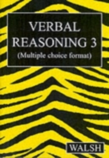 Verbal Reasoning 3 : Bk. 3, Paperback Book