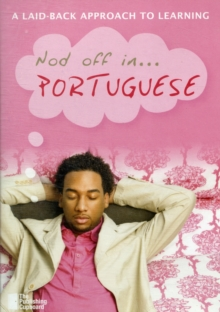 Nod Off in Portuguese : A Laid-back Approach to Learning, Mixed media product Book